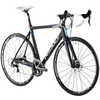 Fenix CR40 Disc Road Bicycle Black/Blue
