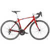 Vélo de route Saetta 105 Radical Plus Rouge/Noir