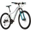 Lanao 3 Bicycle White/Petrol