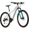 Vélo Lanao 3 Blanc/Pétrole