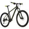 Kato 5 Bicycle Black/Lime Green