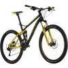 Vélo Kato FS 3 Noir/Vert lime