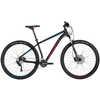 Vélo Tacana 7 Noir/Rouge