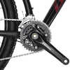 Tacana 7 Bicycle Black/Red