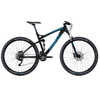AMR 2 Bicycle Black/Blue