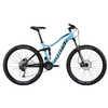 Lanao FS 2 Bicycle Blue/Black