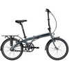 Origami Folding Bicycle Grey