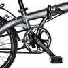 Origami Folding Bicycle Grey