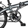 Vélo Origami Gris urbain