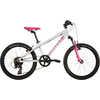 Vélo Powerkid 20 Blanc/Rose