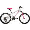 Vélo Powerkid 20 Blanc/Rose