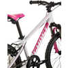 Powerkid 20 Bicycle White/Pink