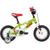 Powerkid 12 Bicycle Green