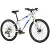 Ace Bicycle Pearl White/Blue