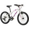 Dash Bicycle Pearl White/Berry