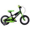 Vélo Powerkid 12 Noir/Vert