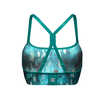 Absolute Cami Bra Humid Green Print