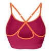 Criss Cross Cami Bra Fresh Berry/Glaze
