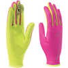 Rally Run Gloves Hyper Pink/Volt