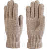 Ragg Wool Gloves Oatmeal