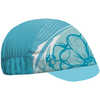 Florence Cycling Cap Blue Florence Graphic