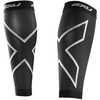 Compression Calf Sleeves Black/Black
