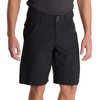 Crinkum Shorts Black