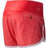 "Impact 3"" Shorts Bright Cherry/Fiji Print"