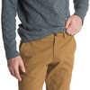 Pantalon Axis (long) Cuivre