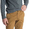 "Axis Pant 34"" Brass"