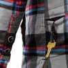 Chemise Loam Ranger Flannel Carreaux