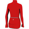 Gabba W Long Sleeve Jersey FZ Red