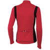 Maillot Sugar Thermal à manches longues Crimson