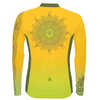 Kashmir Long Sleeve Winter Jersey Yellow