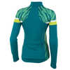 Elite Thermal LS Jersey Deep Lake/Gumdrop