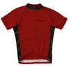 Icon SS Jersey Red Icon Print