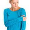 Rhythm Long Sleeve Turquoise