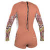 Skins Surf Suit Light Grapefruit/Bahia