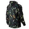 Windcheater Hybrid Jacket Palm Print