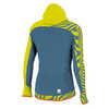 Rythmo Jacket Ottanio/Yellow Fluo