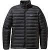Manteau Down Sweater Noir