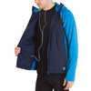 Waxwing Jacket Midnight Blue/Regatta
