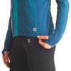 Manteau Waxwing Bleu marine