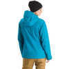 Pin-It-To-Win-It Jacket Turquoise Heather