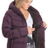 Occurrent Jacket Plum Perfect Heather