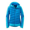 Diode Hooded Jacket Hydro/Rio