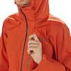 Manteau Leashless Orange monarque
