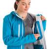 Oreithya Jacket Turquoise