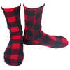 Fleece Socks Lumberjack
