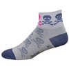 Aireator Scully Socks Grey/Pink